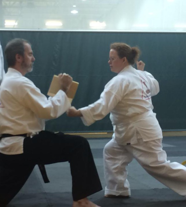 karate testing