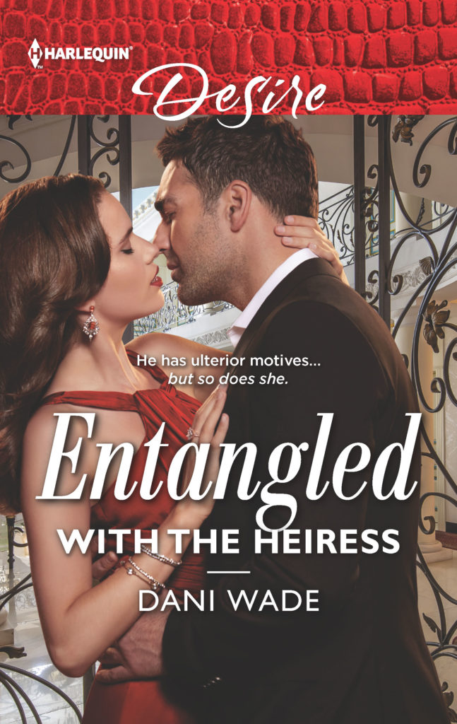 Entangled with the Heiress, Harlequin Desire